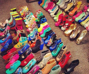 collection of shoes image