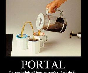 funny, portal, and lol image