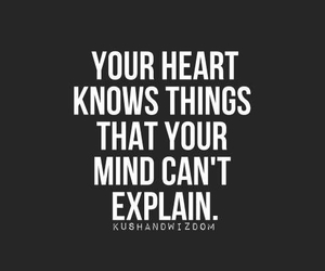 deep, explain, and heart image