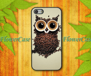 owl, ipod case, and iphone 4 case image