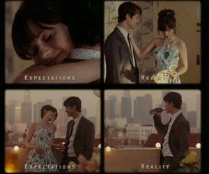 500 Days of Summer, hurt, and love image