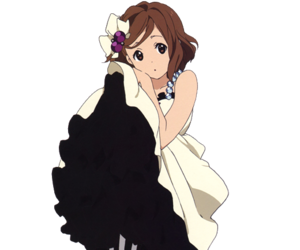 anime, k-on!, and kawaii image