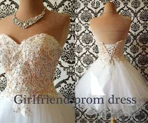 bridesmaids, prom dress, and cute dress image