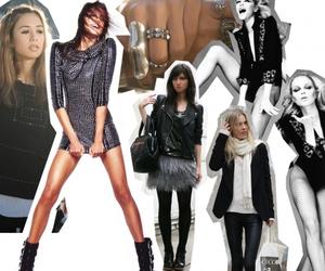 Balmain, Betty, and Collage image