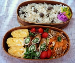 food and bento image