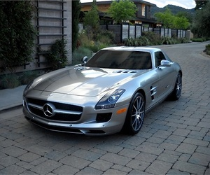 car, cars, and luxury image