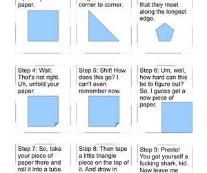 diy, how to, and origami image