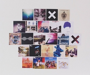 music, bastille, and hipster image