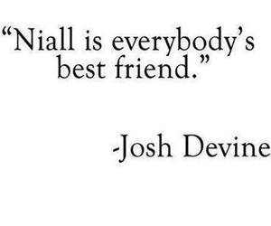 niall horan, josh devine, and one direction image