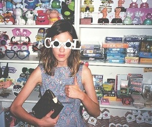 alexa chung, cool, and indie image