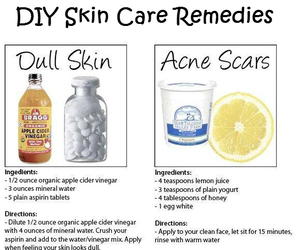 care, diy, and skin image