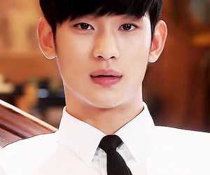 kim soo hyun, kdrama, and my love from another star image
