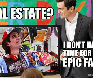 modern family and phil dunphy image