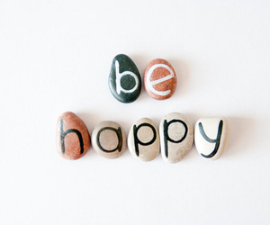 happy, life, and be happy image