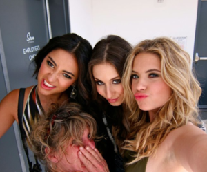 girls, pretty, and pretty little liars image