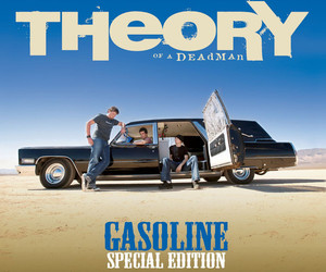album, music, and theory of a deadman image