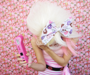 barbie, fashion, and blonde image