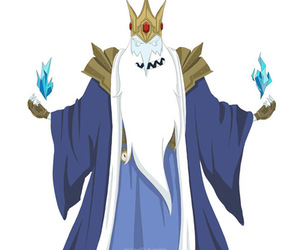adventure time and ice king image