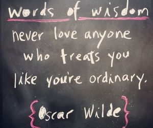 quote, oscar wilde, and love image