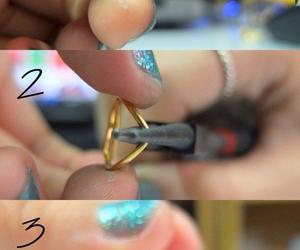 diy, ring, and tutorials image