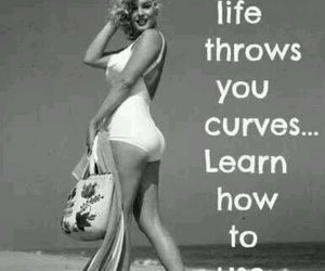 marilyn curves sexy image