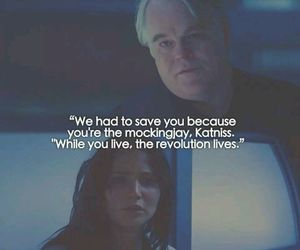 revolution, heartit, and mockingjay image