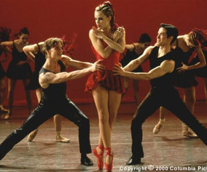 ballet, center stage, and red image