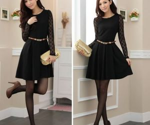 party dresses, fashion dresses, and beautiful dresses image