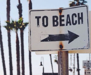 beach, travel, and photography image