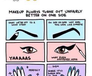 makeup, nails, and true image