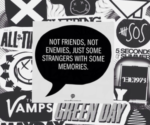 strangers and friends image