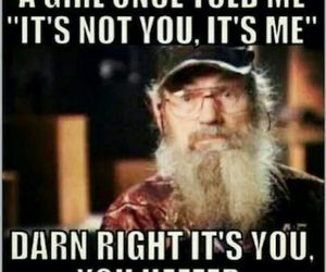funny, duck dynasty, and SI image