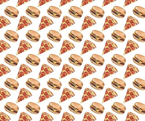 pizza, wallpaper, and food image