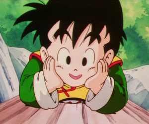 dragon ball, gohan, and anime image