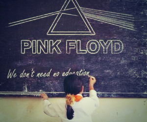 Pink Floyd, music, and band image