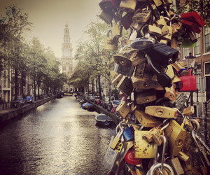 amsterdam, art, and forever image