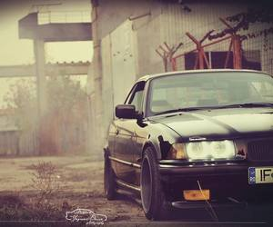 bmw, car, and stance image