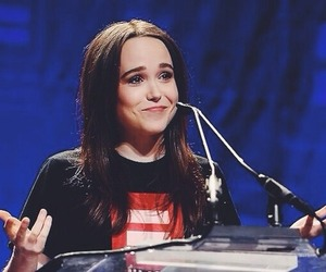 ellen page and lgbt image
