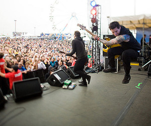 concert, rock, and bamboozle_nj image