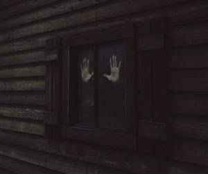 dark and hands image