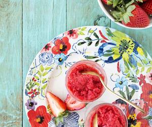 strawberry and dessert image