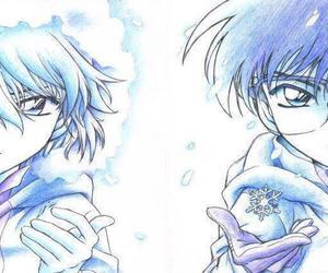 anime and detective conan image