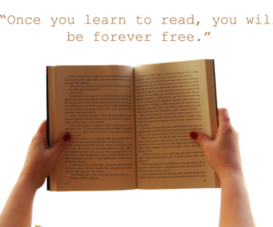 book, freedom, and read image
