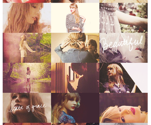 Collage, Taylor Swift, and red fotosession image