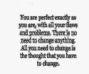 changes, quotes, and life image