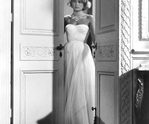 grace kelly and dress image