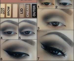 diy, how to, and makeup image