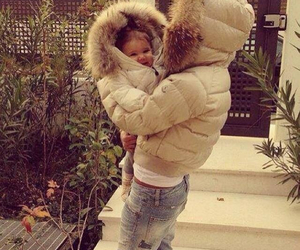 baby, fashion, and love image