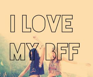 love, Best, and bff image