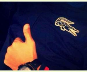 lacoste and thug image